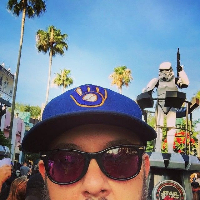 #SWW2015 #DisneySide #StarWars #StormTrooper #Empire #DarthVader