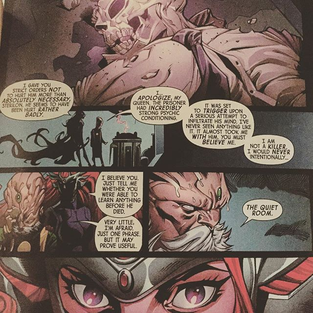 #Inhumans #Medusa #ThorCorp #MARVEL #MarvelComics #comicBooks #ghostRider #ComicBook #ComicBookArt #ComicArt #SecretWars #SecretWars2015 #spiderman #PeterParker #battleWorld #GodDoom #earth616 #earth1610 #Ultimate #UltimateEnd #HipHop #MODOKassassin #Thor #Wolverine #hulk #drStrange #stephenStrange #leaderNotAbreeder
