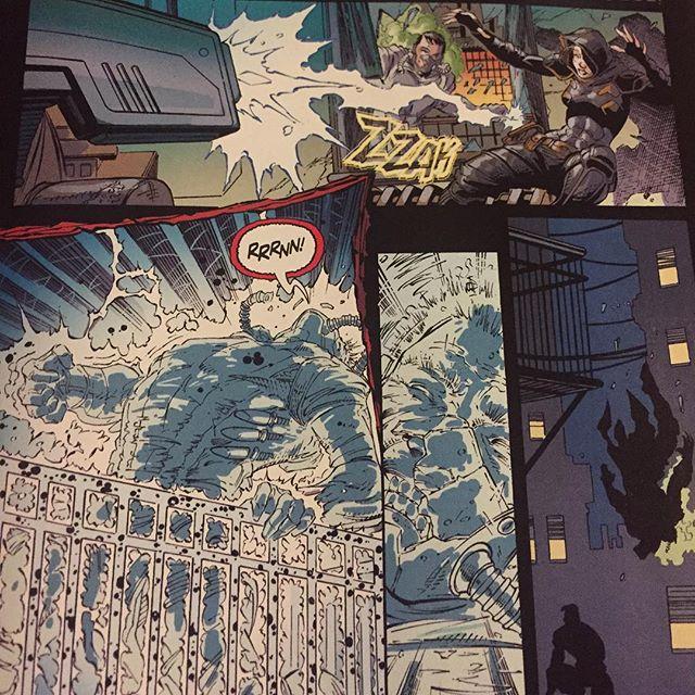 If you aren't reading Batman & Robin Eternal, I srsly can't even... Available at #Ashtabula County's *ONLY* comic shop @robotzero_ ! #batman #GenevaOH #comicbooks #comicbook #brucewayne #robin #batmite #bobkane #nofilter @thisweekscomics @lets_talk_comics @dccomics @comics @comicbookresources
