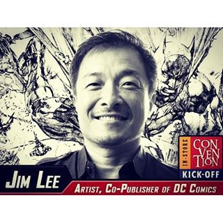Get ready for Con Season at #RobotZero! Just announced, #JimLee will be Key Note Speaker for the #conventionkickoff! #batman #cleveland #ashtabula #ashtabulacounty #GenevaOhio #clevelandohio #cle #ctown #xmen #superman #dcyou #dcu