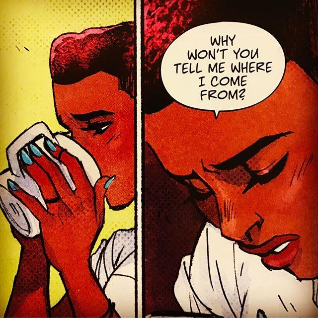 All I can is, @brendenfletcher, @babsdraws, & @cameronmstewart are #Crushing w/#MotorCrush #2 from @imagecomics. This books is beautiful. #comicart #comicbooks #ImageComics #comics #comicbookart #comicbookartist #comicbook #instacomics #comicshop #lcs #localcomicshop #genevaohio #ashtabula #ashtabulacounty