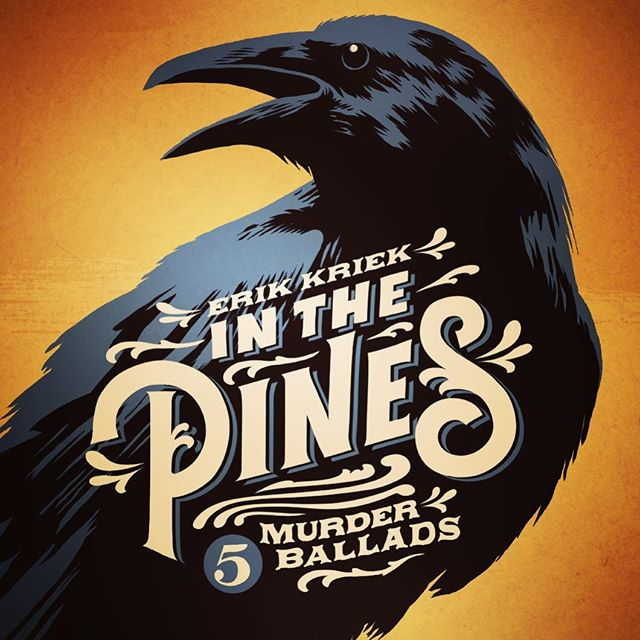 In the Pines 5 Murder Ballads (W) Erik Kriek (A/CA) Erik KriekThe murder ballad has been a cornerstone of the American folk repertoire for decades, telling the raw stories, sometimes even true, of unrequited love, betrayal, jealousy, and, as advertised, death. Dutch cartoonist Erik Kriek was inspired by five old and new murder ballads and used them as a jumping-off point for five special and ruthless graphic narratives that dig deep into the darkness of Americana. #InThePines #Murder #Comics #Comicart #comicbooks #ballads #ballad #hardcover #thecrow #crows #TheBirds #horror #horrorshow @fantagraphics